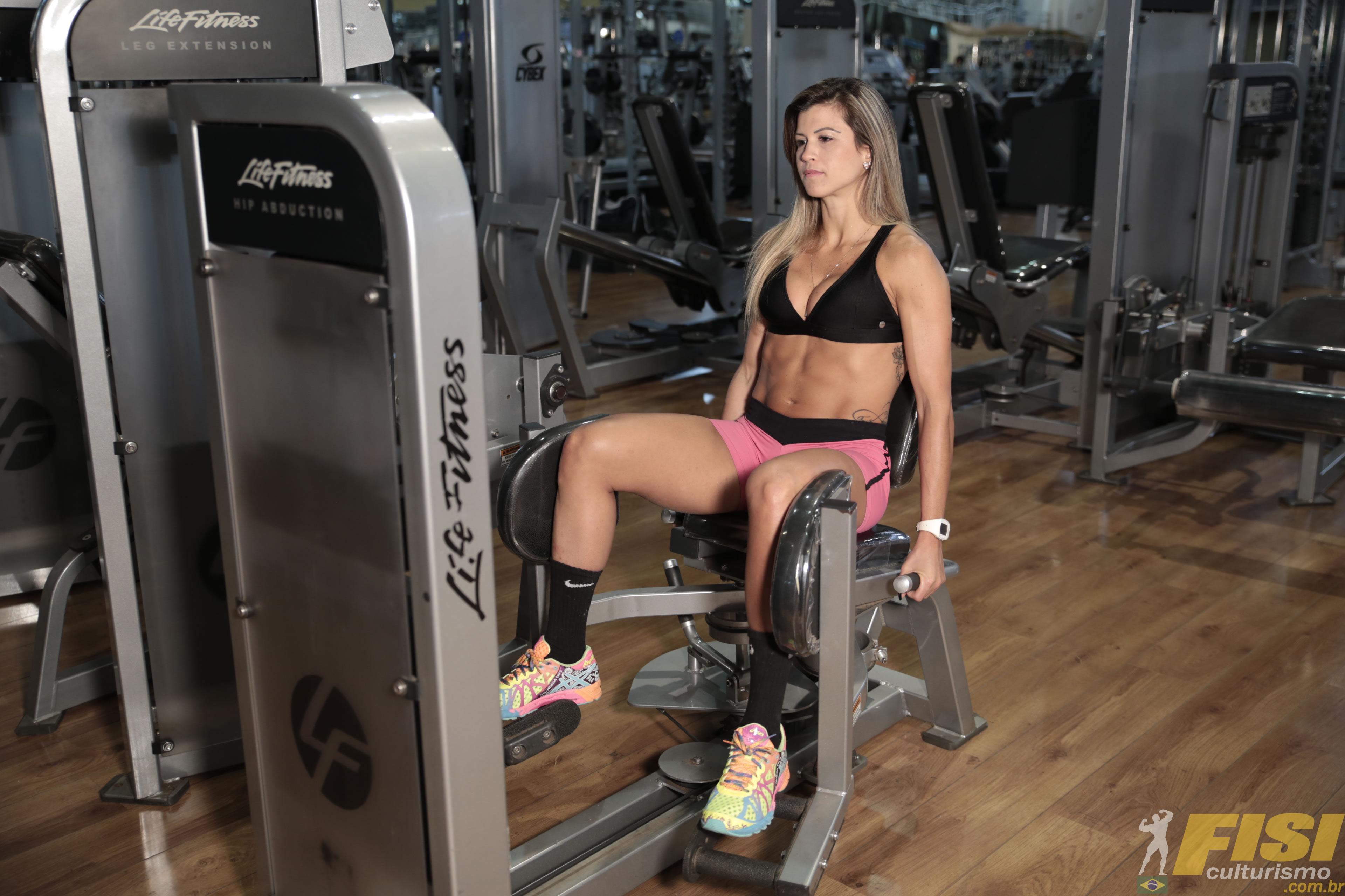 exercicios para engrossar as pernas
