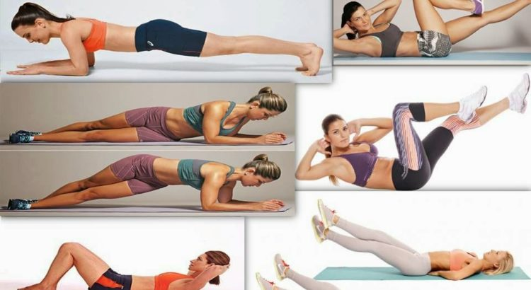 Melhores exercícios para afinar a cintura