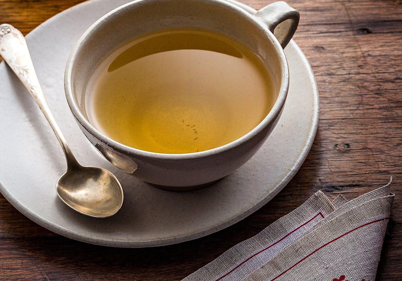 chá canela-de-velho