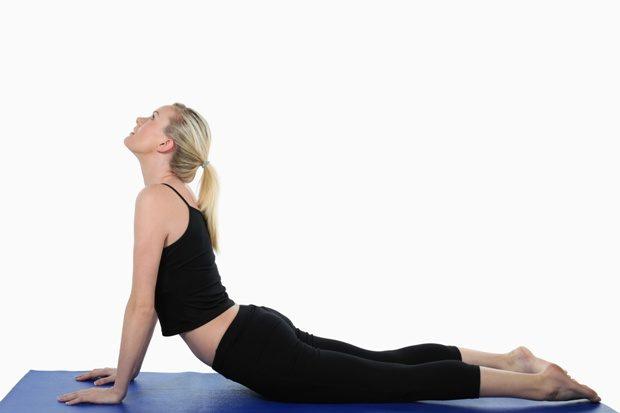 Alongamentos para aliviar dor na lombar