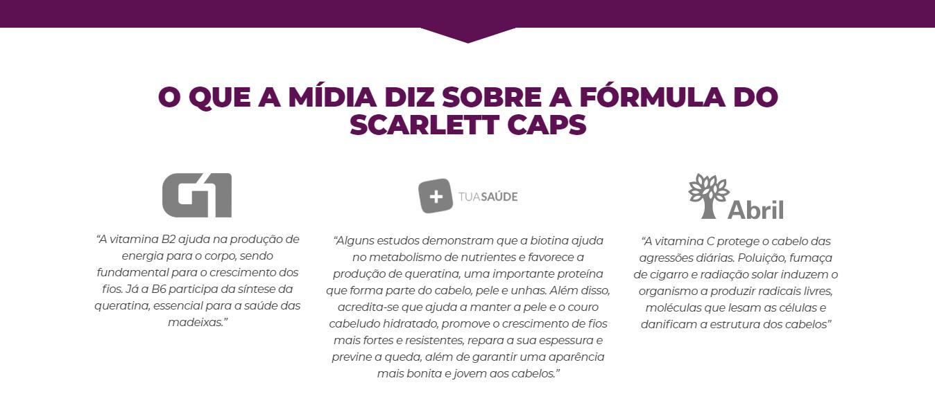 Scarlett Caps